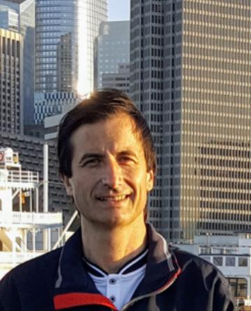 Antoniy Gueorguiev, USA