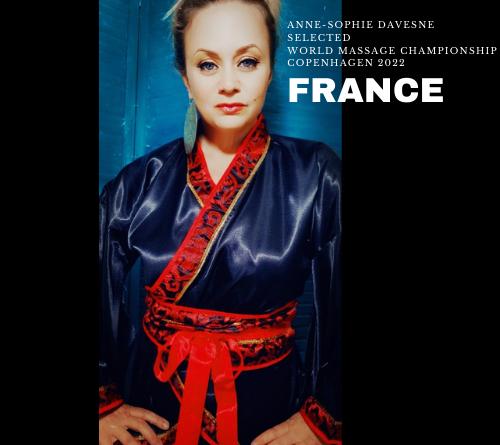 Anne-Sophie Davesne, France